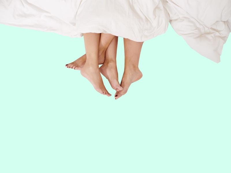 Cómo moverse mejor en la cama